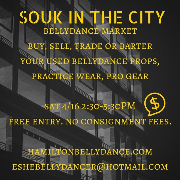 souk in the city