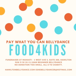 pay what you can bellydance sept