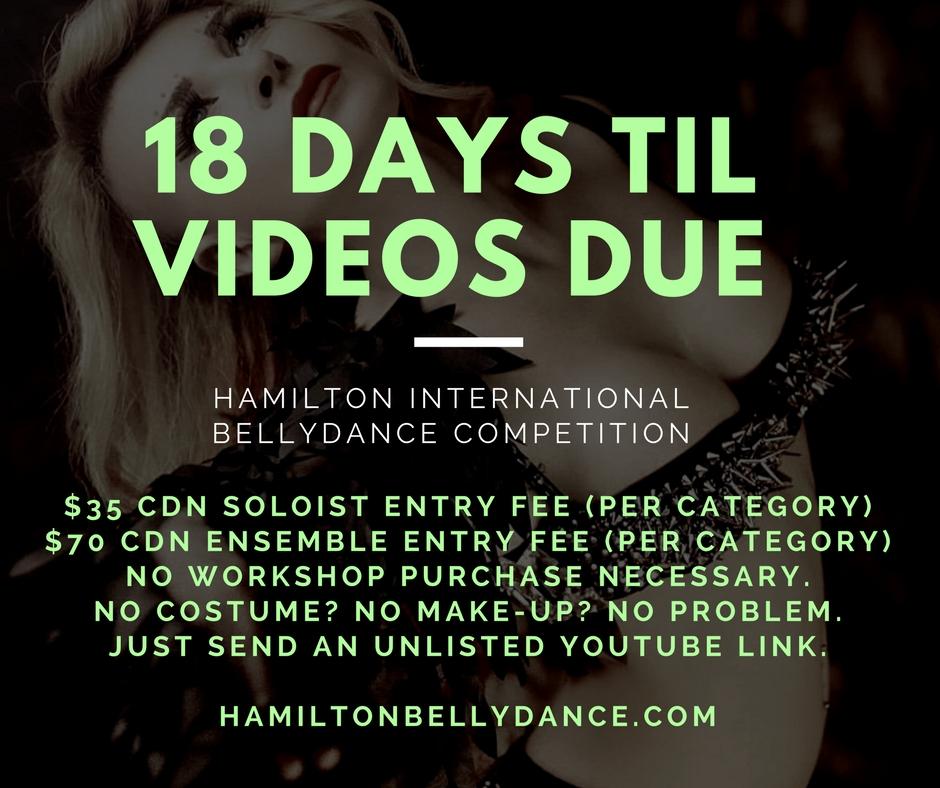 18 days tilvideos due
