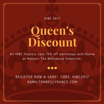 HIBC 2017 discount