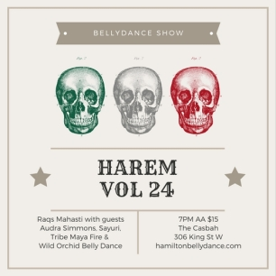 harem oct poster