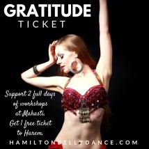 gratitude discount