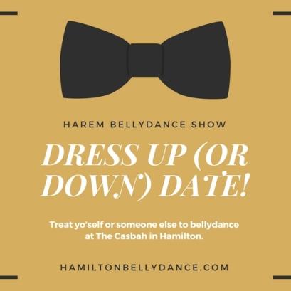 harem dress