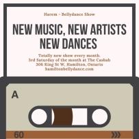 new music harem