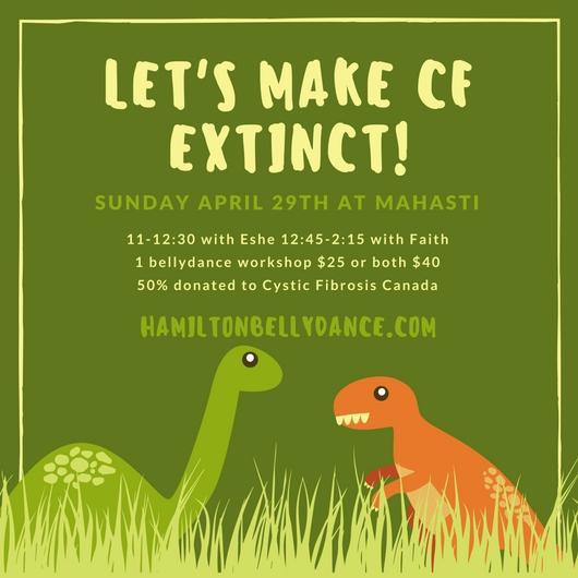 let's make cf extinct!