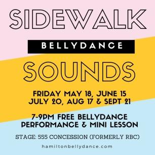 sidewalk sounds