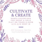 cultivate & create