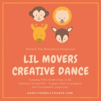 lil movers