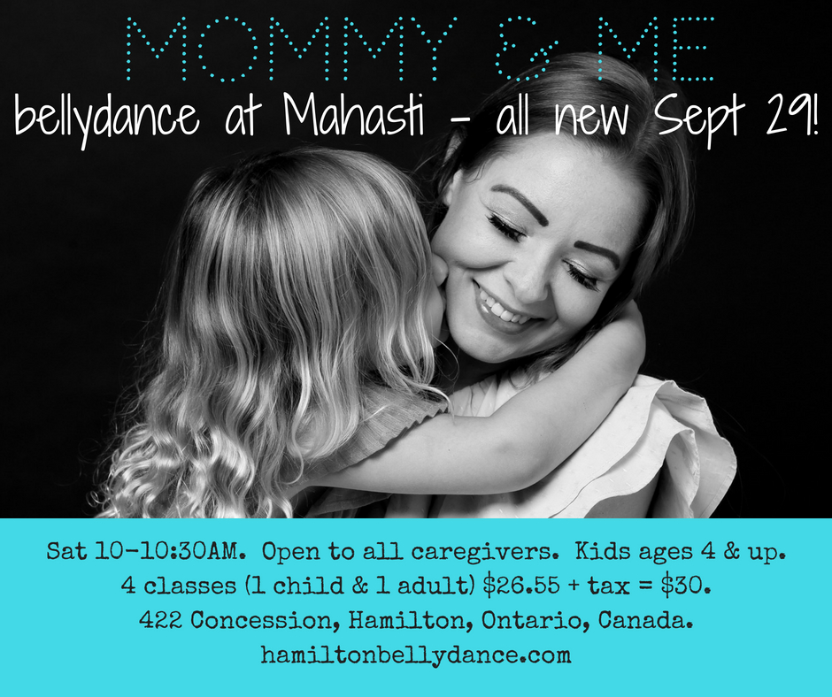 Mommy & Me - ages 4 & up!