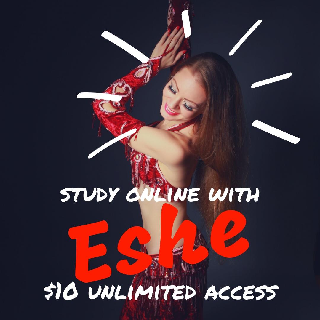 study with eshe online ten dollars