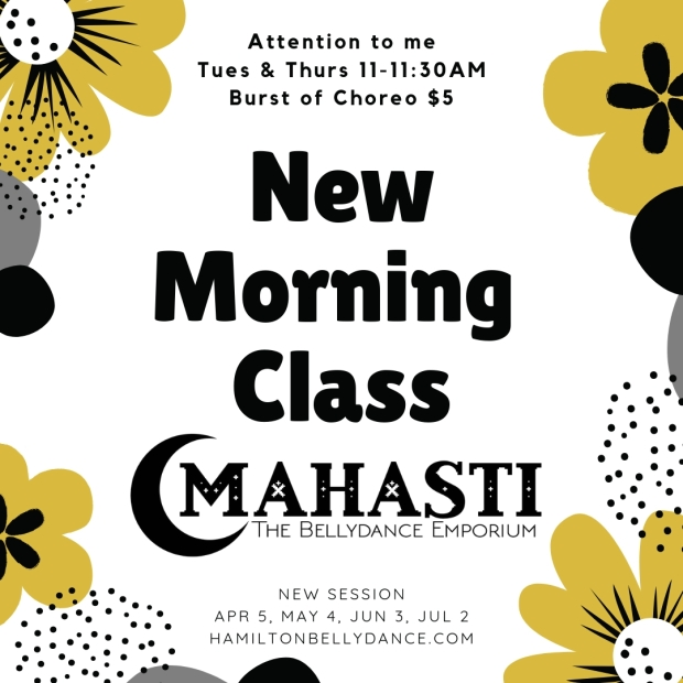 New Morning Class